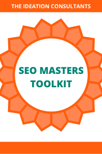 The Ideation Consultants SEO Masters Toolkit